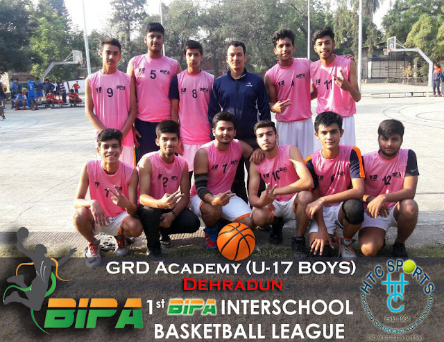 GRD Academy netting six points higher than their commendable opponents.