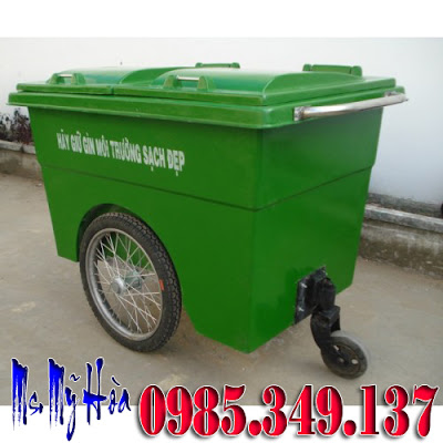 Thùng -rác-660 lít