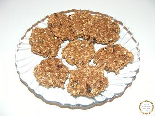 Biscuiti dietetici de post reteta,