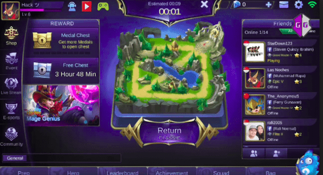 Cara Menggunakan GameGuardian untuk Cheat Mobile Legends dengan gampang Cara Menggunakan GameGuardian untuk Cheat Mobile Legends dengan mudah