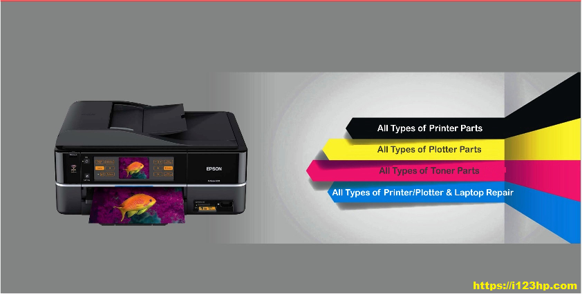 HP Officejet 6968 printer not Printing in Color