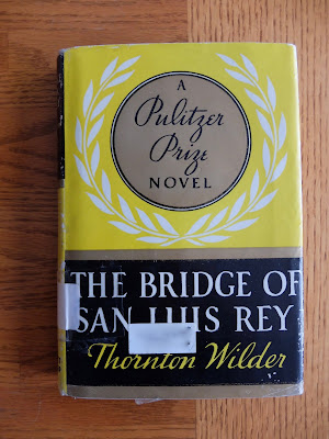 The Bridge of San Luis Rey by Thornton Wilder | Two Hectobooks