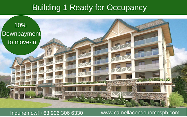 Pine Suites Tagaytay by Camella Condo Homes