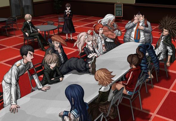 Danganronpa: Trigger Happy Havoc PC Game Review