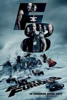 Film Fast & Furious 8 2017 (Hollywood)