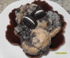 Helado de galletas oreo thermomix