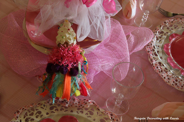 Princess Table-Bargain Decorating with Laurie