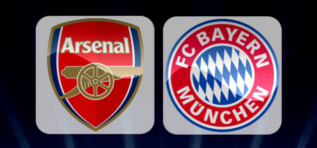On REPLAYMATCHES you can watch Arsenal vs Bayern Munich, free Arsenal vs Bayern Munich full match,replay Arsenal vs Bayern Munich video online, replay Arsenal vs Bayern Munich stream, online Arsenal vs Bayern Munich stream, Arsenal vs Bayern Munich full match,Arsenal vs Bayern Munich Highlights.