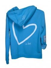 This Is The Softest Hoodie Ever Created And The Turquoise Color Is Vi Nt And Strikingly Beautiful Ive Always Had A Thing For Hearts So When Peace Love