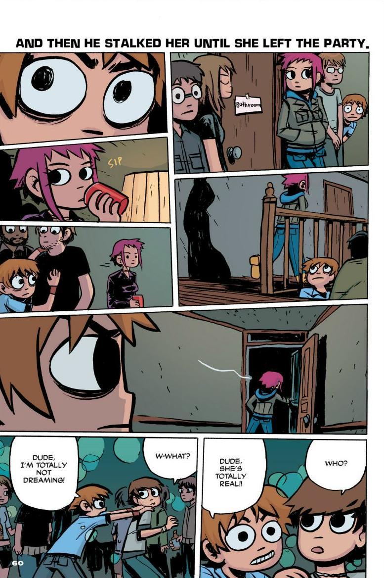 Read online Scott Pilgrim comic -  Issue #1 - 53