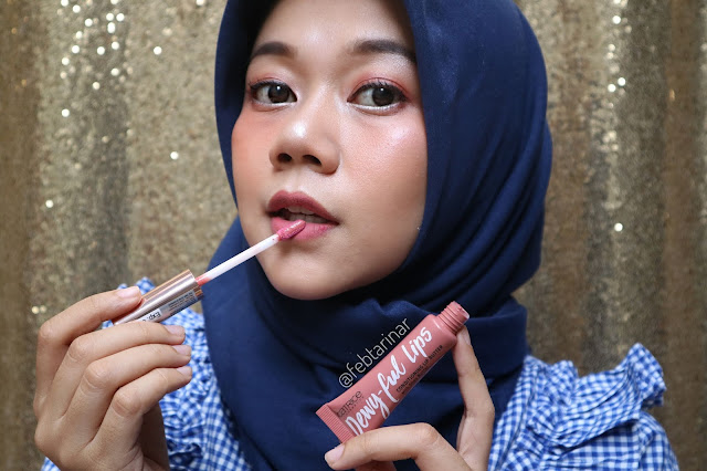 Catrice Dewy-Ful Lips beauty blogger bandung