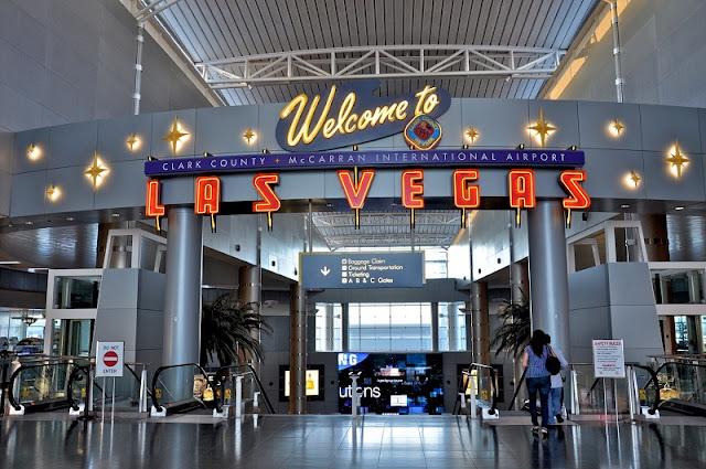 Devo passar pela imigração pra entrar em Vegas ou Califórnia?