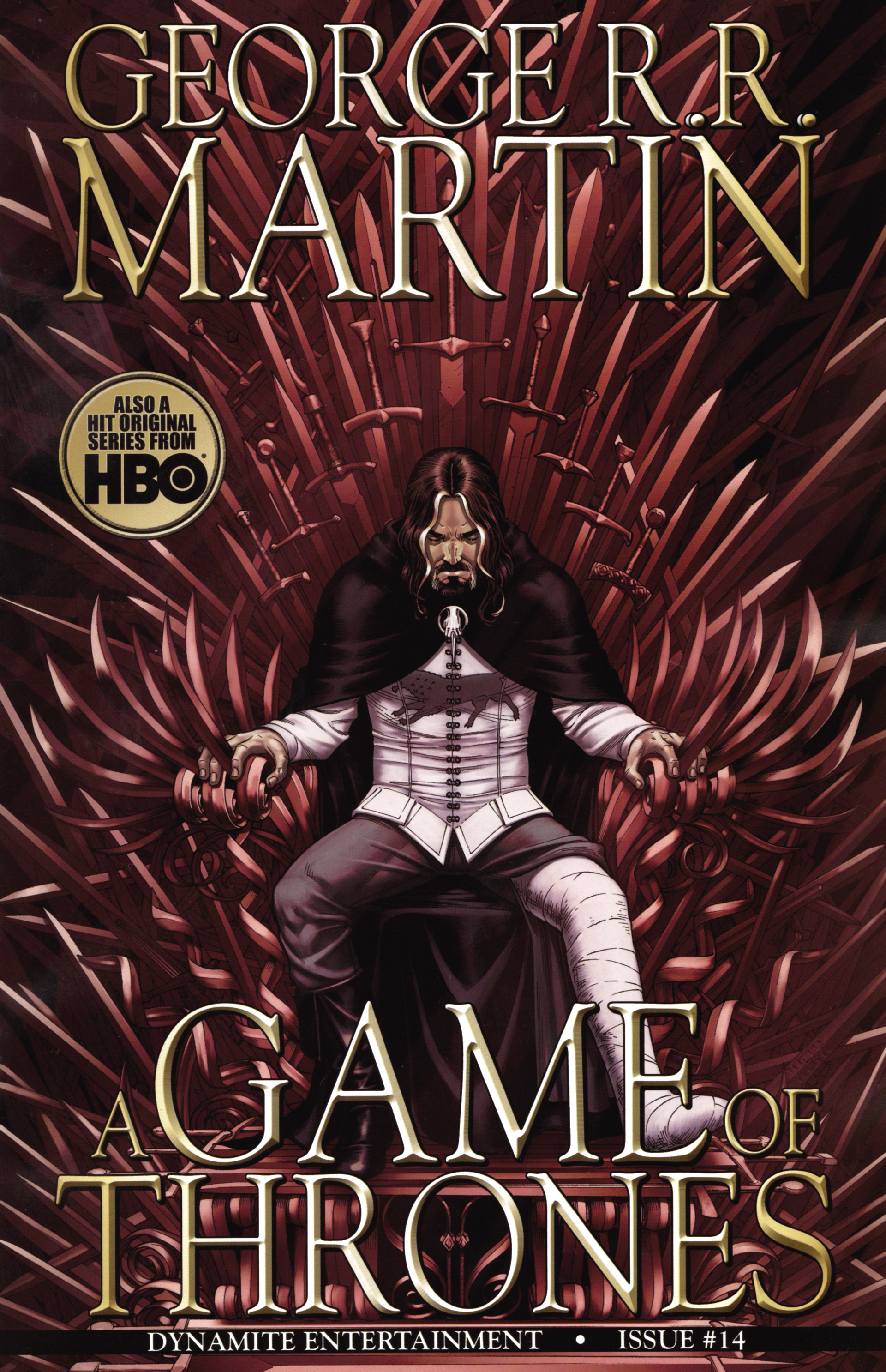 Read online A Game Of Thrones comic -  Issue #14 - 1