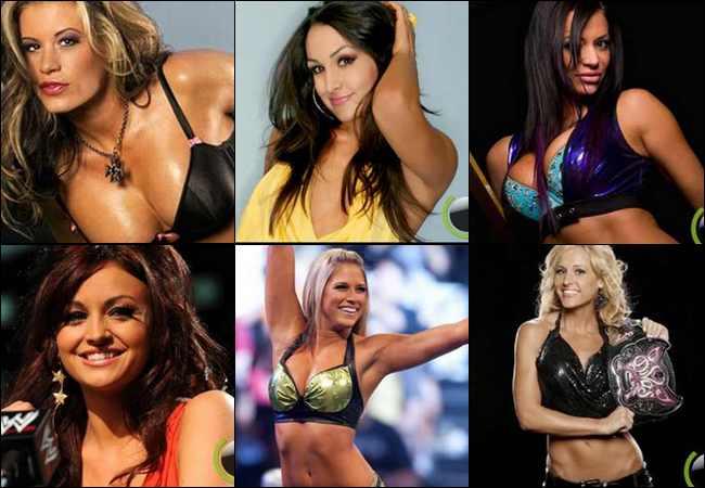 9 Pemain WWE Wanita Tercantik dan Terseksi