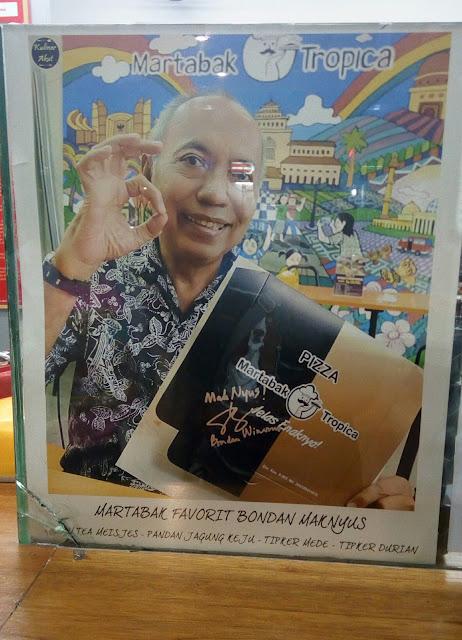 Kali ini kami akan membahas kembali mengenai  Harga Martabak Tropica Bandung