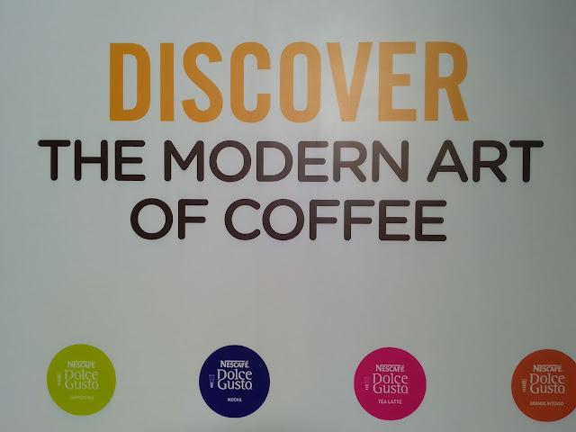 Bikin Kopi Ala Café di Rumah Lebih Mudah Berkat Nescafe Dolce Gusto