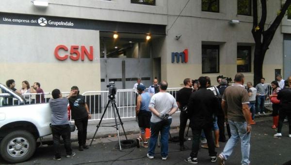 AFIP - Medidas cautelares ante la posible venta de C5N y Radio