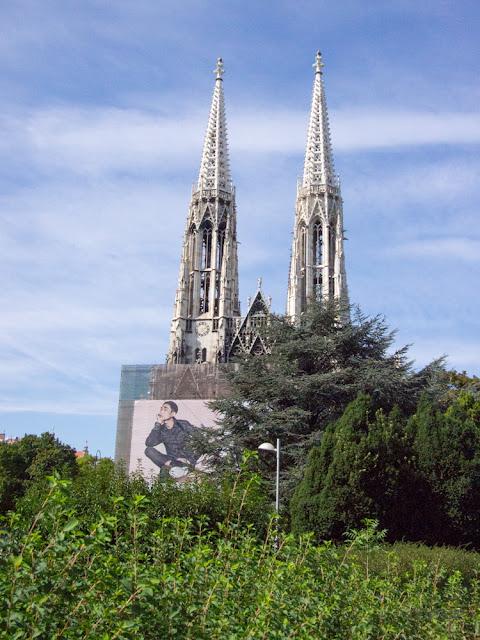 Votivkirche, Viena