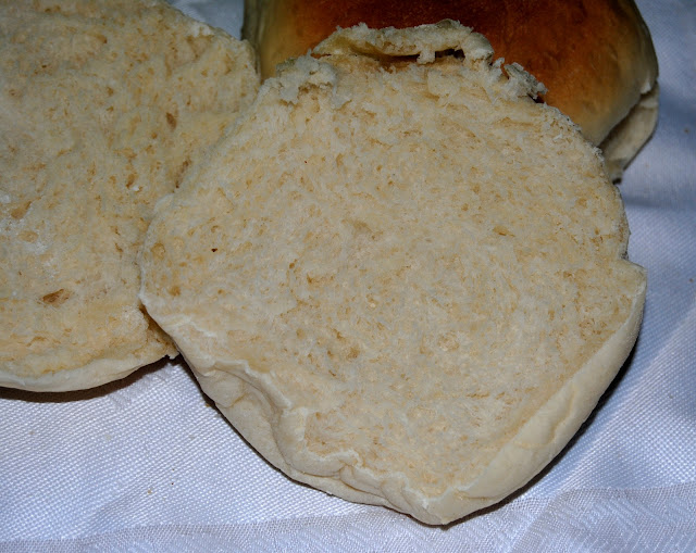 Paninis de Leche (Panini al Latte)