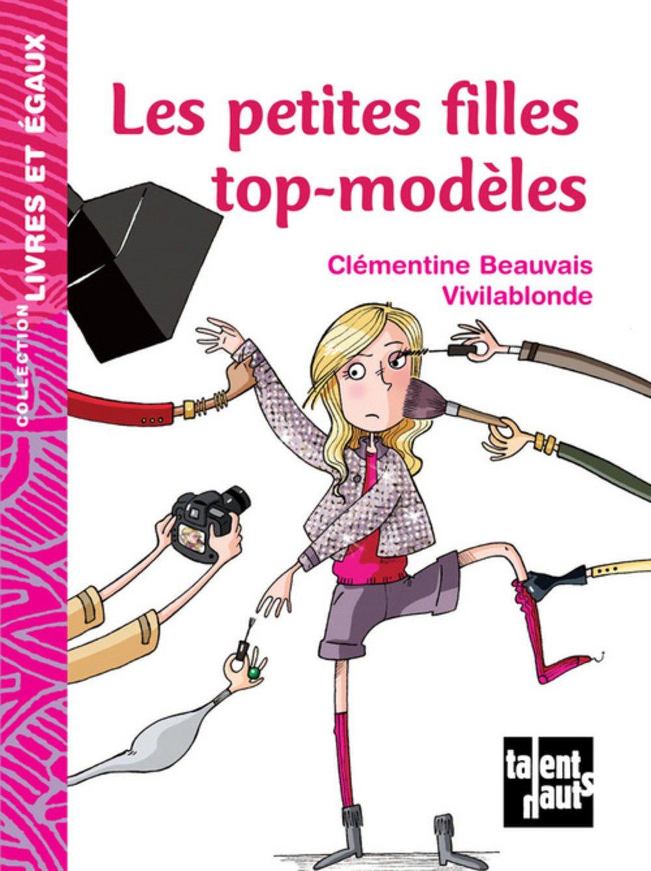 Les lectures de Marinette: Les petites filles top-modèles