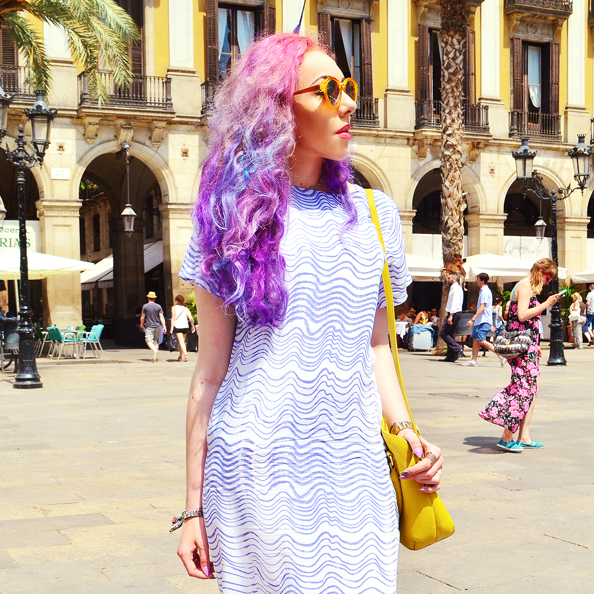 Stephi LaReine How To Dye Your Hair Coloured