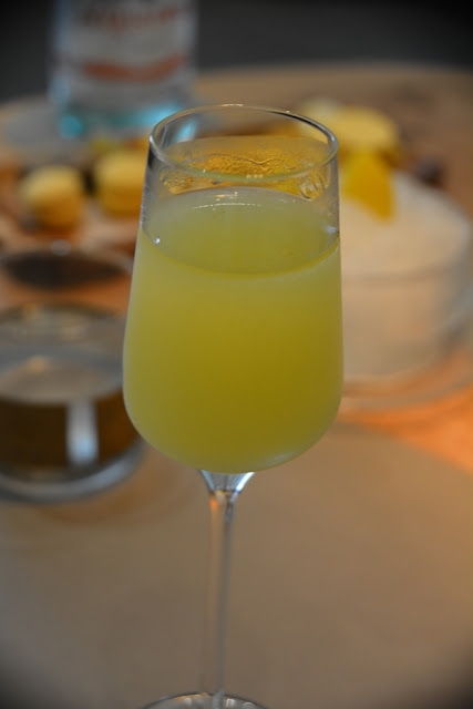 Restaurant Beluga limoncello