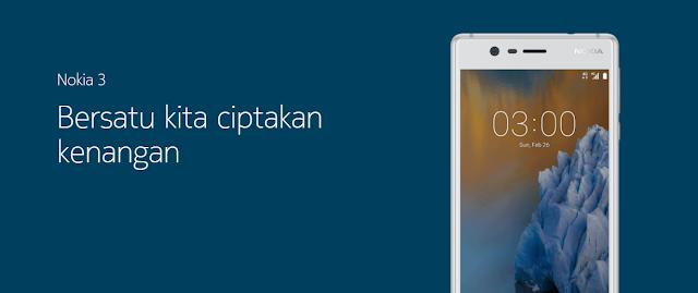 Harga Dan Sepesifikasi Lengkap Android Nokia