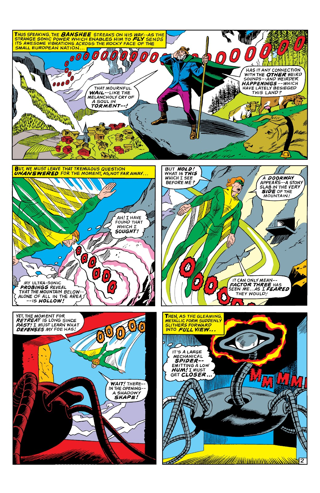 Uncanny X-Men (1963) issue 35 - Page 3