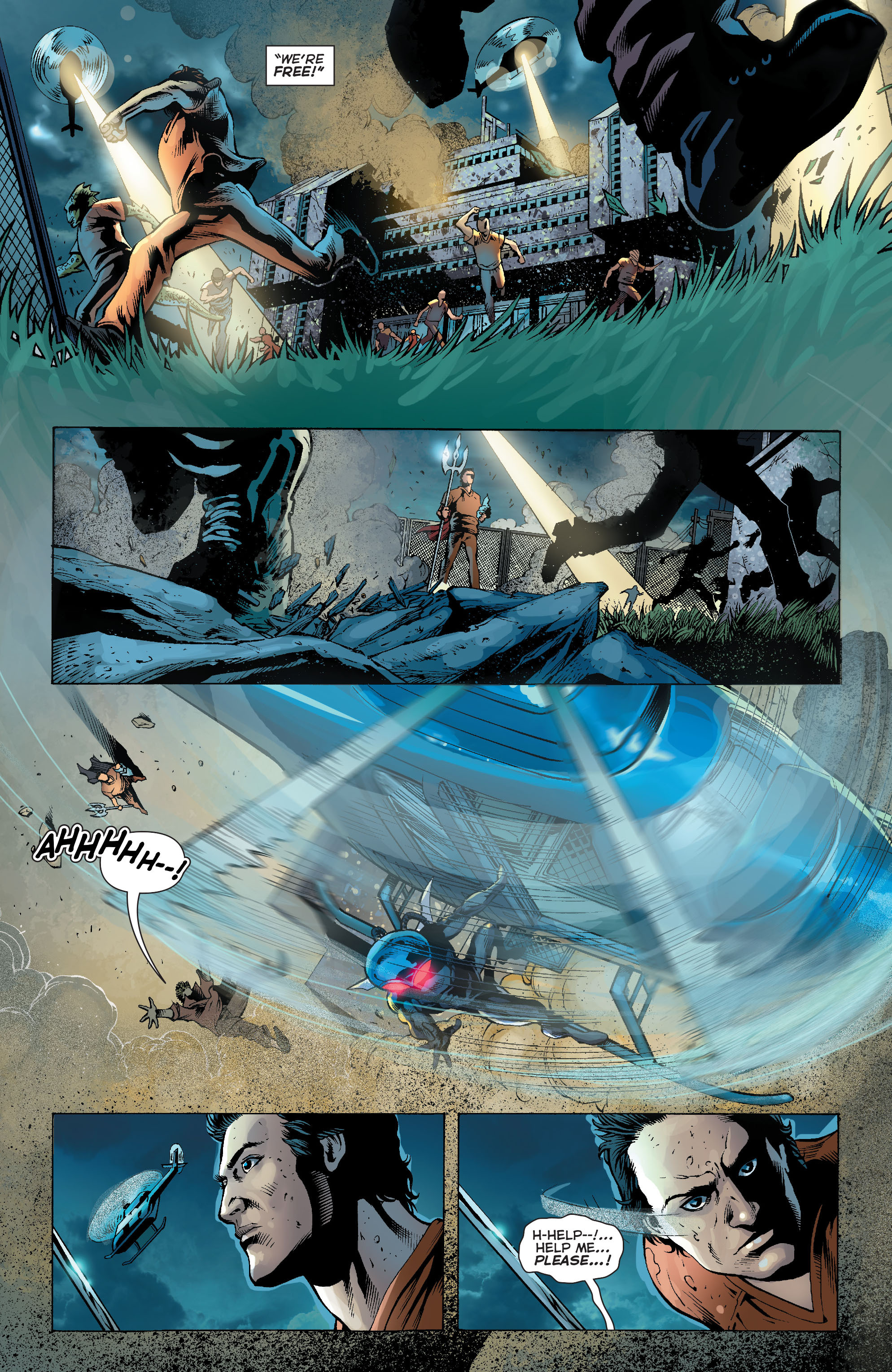 Read online Aquaman (2011) comic -  Issue #23.2 - 8