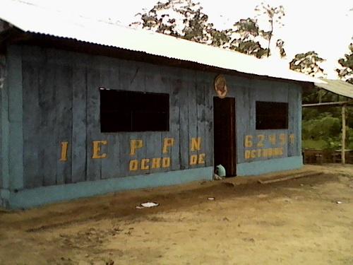 Escuela 62491 - Pampa Hermosa