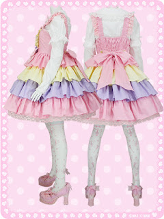 mintyfrills cute kawaii harajuku rainbow fairy kei