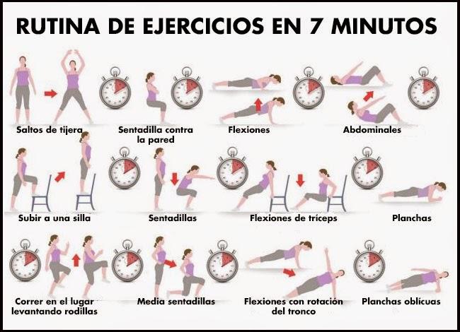 ejercicios para ponerse fuerte