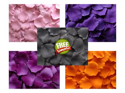 free rose petals