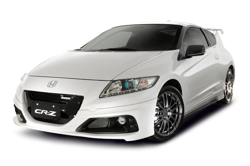 Honda Cars Philippines Launches The CR Z Sports Hybrid New Has Arrived W Video