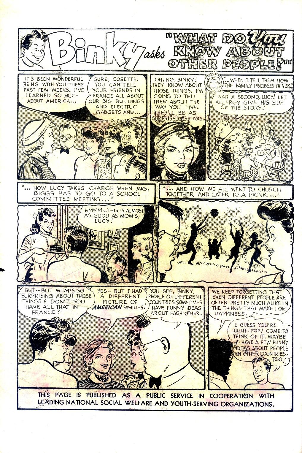 Read online Detective Comics (1937) comic -  Issue #188 - 2