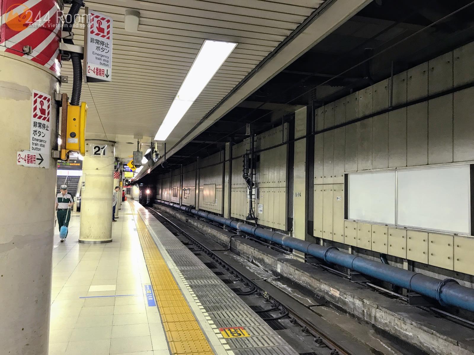 成田エクスプレス Narita-express-train