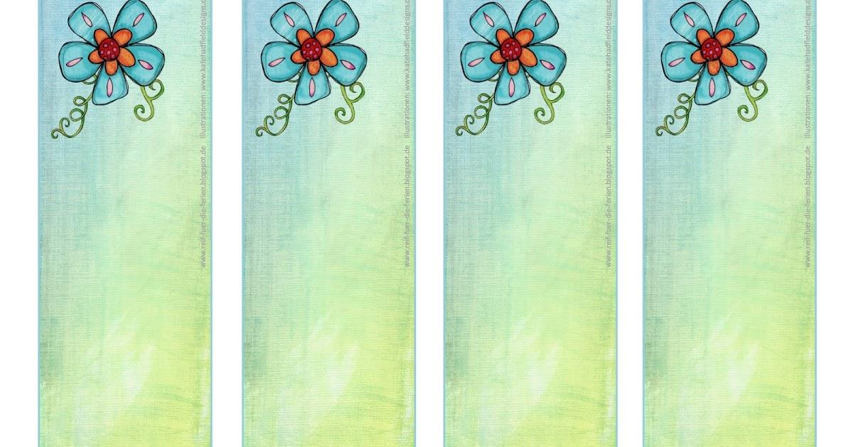 Reif für die Ferien: Blanko-Etiketten für Ordner und Stehsammler