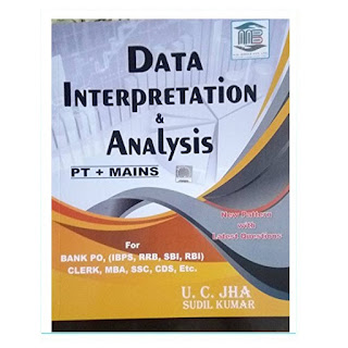 MB Data Interpretation & Analysis ( PT + MAINS ) [New Pattern 2019 Edition ]