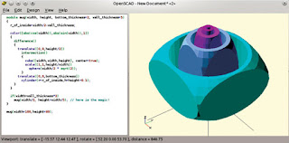 OpenSCAD Software for 3D Modelling Uses