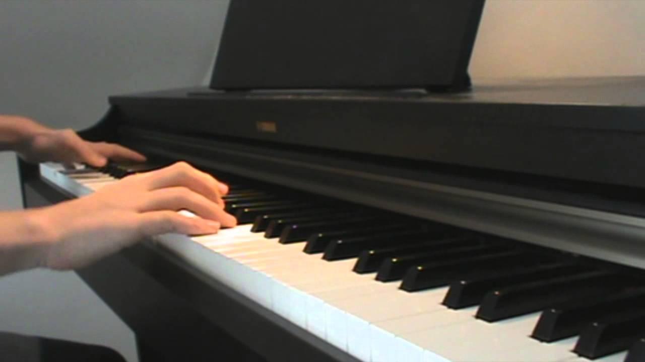 Piano yamaha YDP 162
