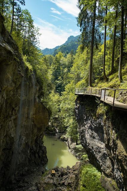 Rappenlochschlucht Staufensee Dornbirn Wandern-Vorarlberg 07