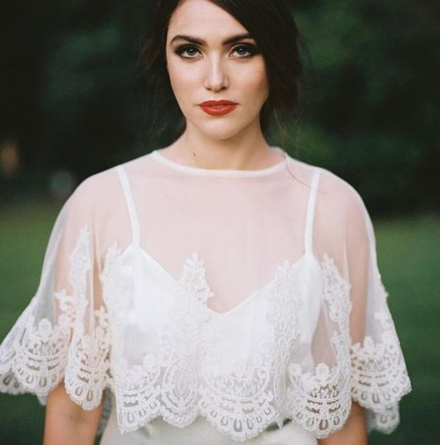 Bolero noiva
