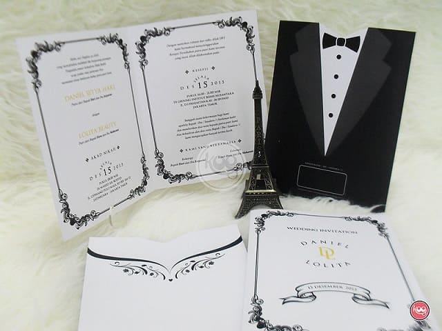 Punya Kemampuan Desain? Usaha Kreatif Membuat Desain Undangan Pernikahan Wajib Kamu Coba!
