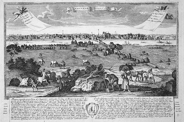 Nantes en el siglo XVIII