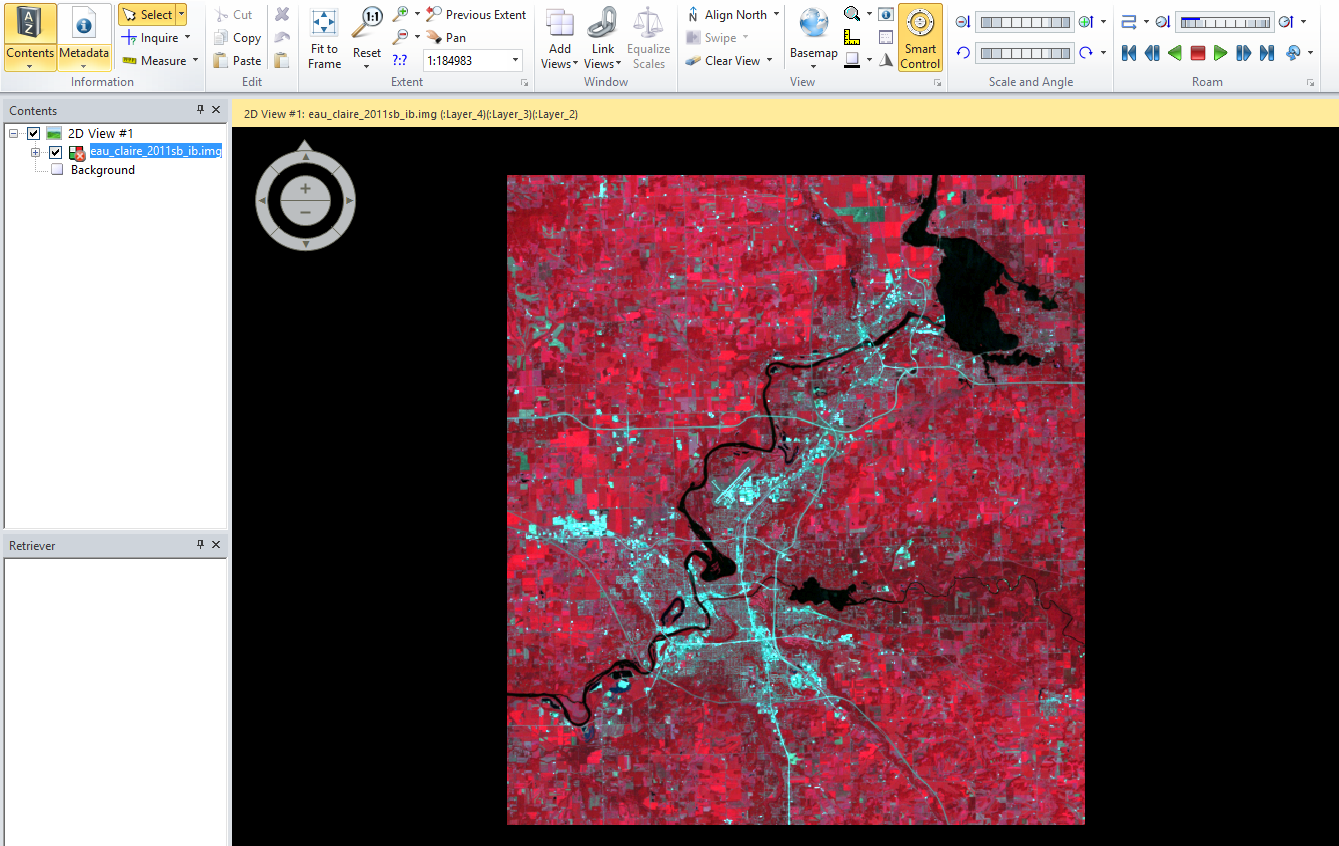 Remote Sensing (GEOG338): Lab 4 - Miscellaneous Image Functions