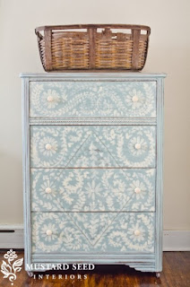 rinnovo cassettiera con stucchi vernice