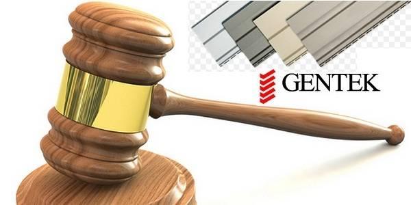 Claim Gentek Steel Siding Settlement On