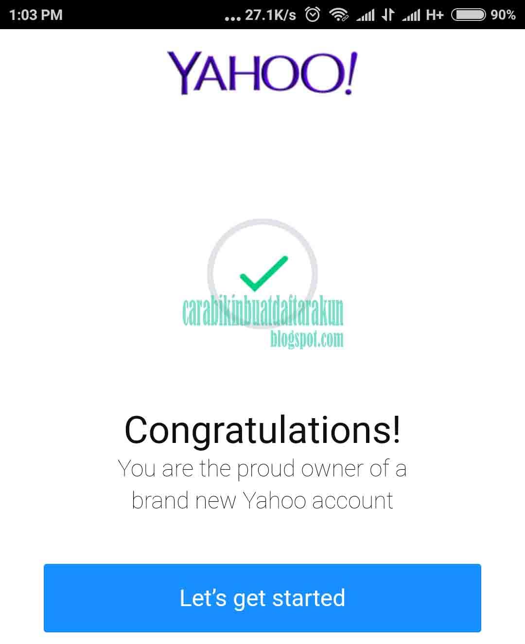cara buat daftar email baru di yahoo mail indonesia