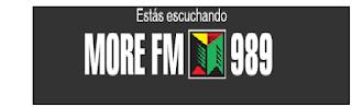 More FM 98.9 en Vivo