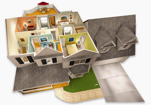 Landscape ideas allpurposegirl create your own - Design your own house plans online free ...